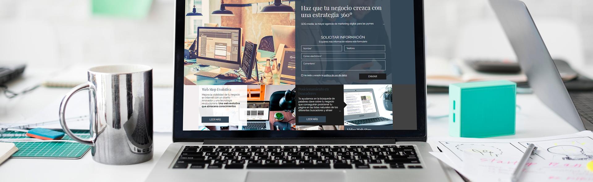 Diseño Web en web step